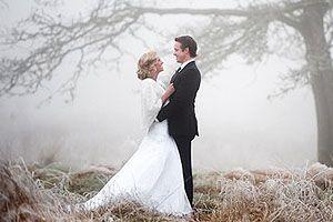 плюсы ноябрьской свадьбы