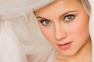 тенденции модного свадебного макияжа