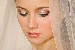 летний свадебный макияж