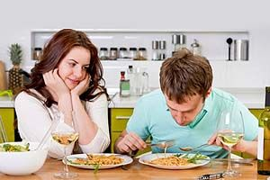 чем кормить мужчину