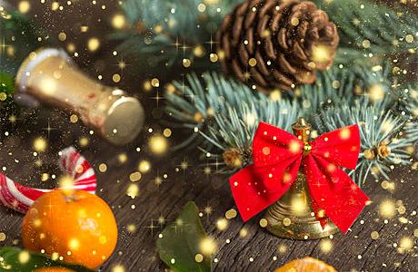 новогодние празднества