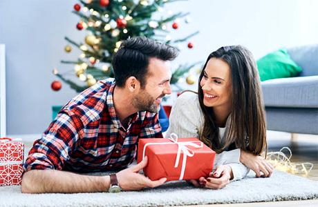новогодние подарки мужу