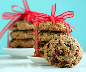 рецепты овсяного печенья и гранолы