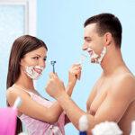 искусство бритья
