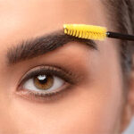 техники окрашивания бровей