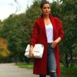тренды женских пальто